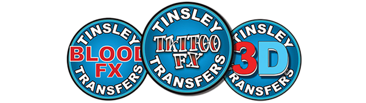 Tinsley Transfers | Dons Hobby Shop