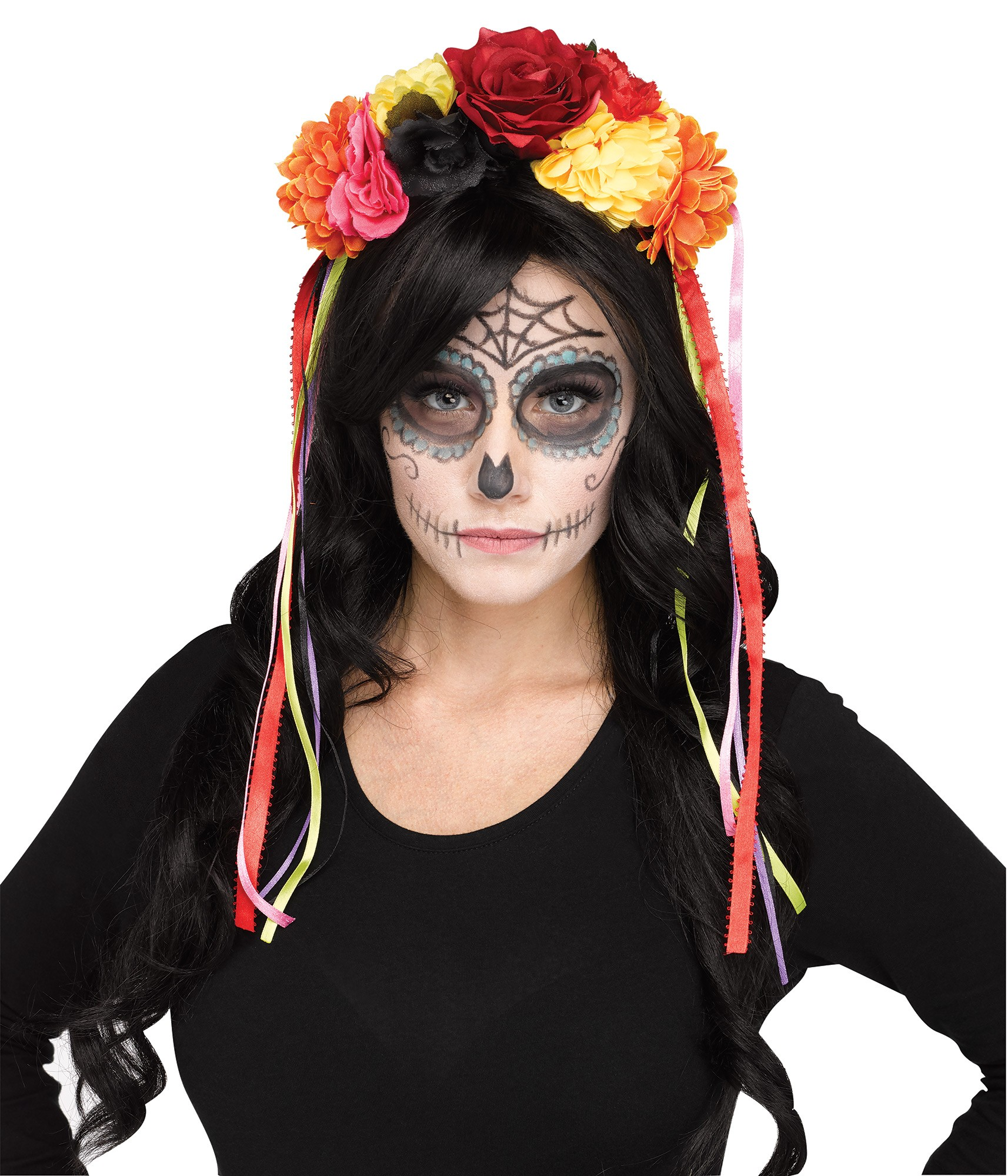 sugar skull amp day of the dead costumes