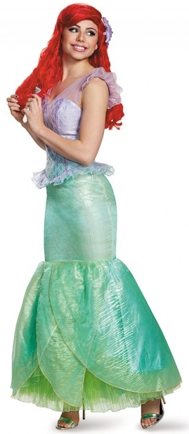 The Little Mermaid Ariel Ultra Prestige Costume | Dons Hobby Shop