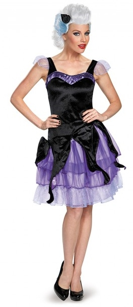 f34a765d5 Ursula Costume Plus Size & 19 Plus Size Halloween Costumes In 5x 6x ...