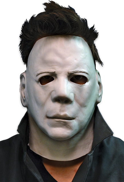 Halloween II Michael Myers Face Mask | Dons Hobby Shop